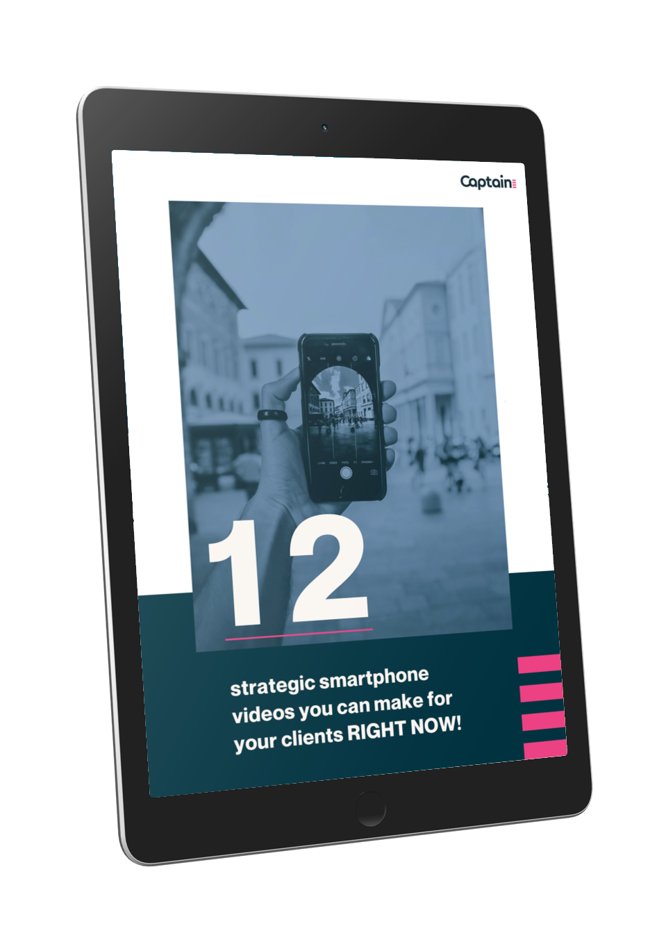 12 Strategic Smartphone Videos that you can make for your clients RIGHT NOW!